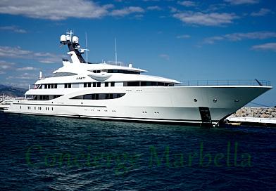 Yacht Areti